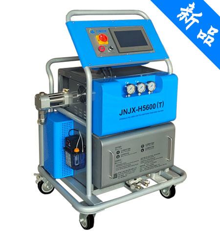 H5600(T)PLC編程(cheng)聚(ju)氨酯噴涂(tu)設備(bei)