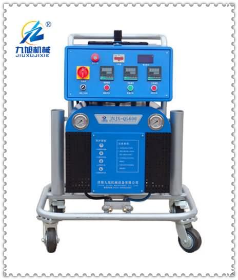 JNJX-Q5600型聚氨酯高压发泡机械